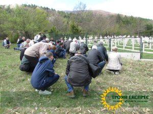 По бойните полета на българската армия