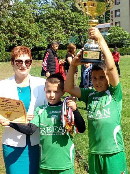 Страхотен успех за троянски футболисти на Международен турнир в Тетевен
