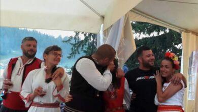 Photo of Тетевенец и неговата любима сключиха брак по време на събора в Рожен