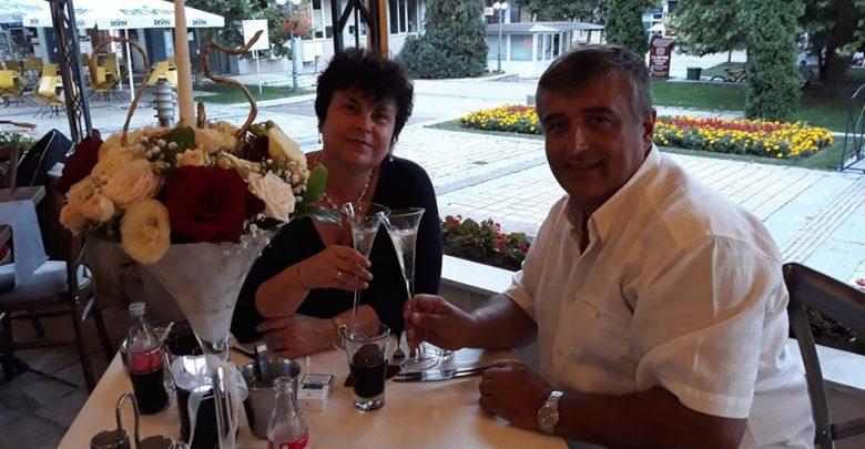 Photo of Регионалният мениджър  на ЧЕЗ  Бойко Чавдаров празнува сребърна сватба