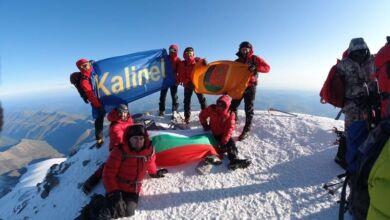 Photo of Каква гордост! Троянци изкачиха първенеца на Европа, връх Елбрус