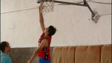 Photo of Млад баскетболист  от Чавдар Троян  е в Националния отбор
