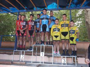 Троянските колоездачи -  Вицешампиони за България