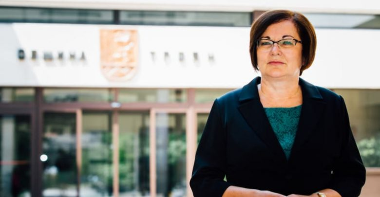 Донка Михайлова - Кмет на гражданите - за мандат 2015-2019 година