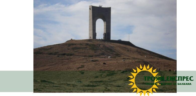 Новината на деня! Започва обновяването на Южния вход на Троян