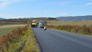 Photo of Стартира полагането на първия пласт асфалт в село Голям извор