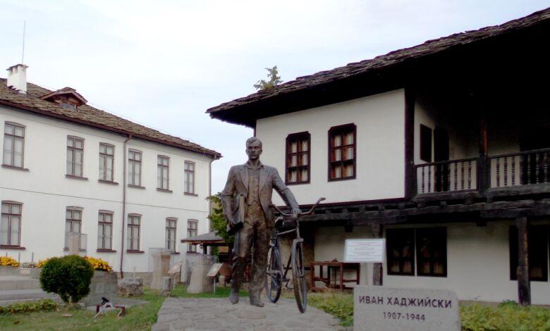 Иван Хаджийски - българският дух