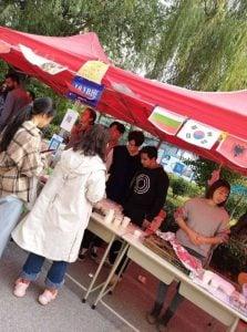 """Българки откриха програмата по случай """"Празника на културите"""" в Циндао, Китай."""
