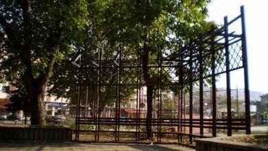 """Photo of Училищният двор на СУ""""Св.Климент Охридски""""  вече се охранява от фирма"""