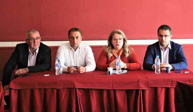 Кръгла маса за развитието на туризма в Троян
