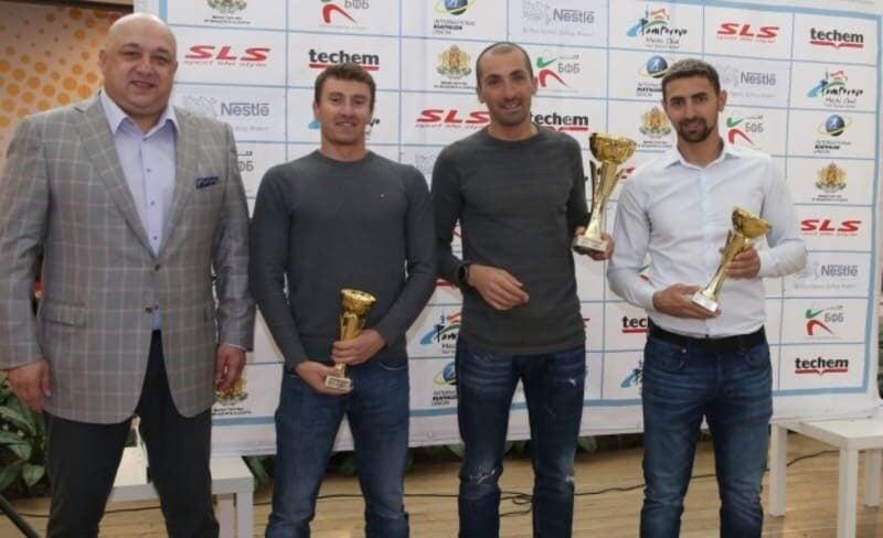 Владимир Илиев е №1 за сезон 2018/2019