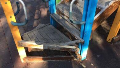 Photo of Поредната вандалщина в троянския  парк