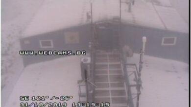 Photo of Сняг заваля и в България