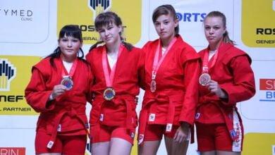 Photo of Анна – Мария Манушева –  бронзова медалистка на Световното по самбо в Ташкент