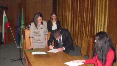 Photo of Кметове и съветници в Угърчин положиха клетва