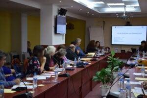 Троянско участие в семинар по статистика